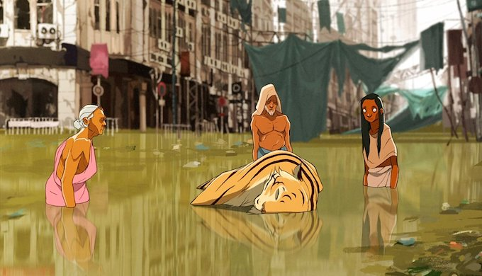 What if Kolkata was swamped in climate horror
