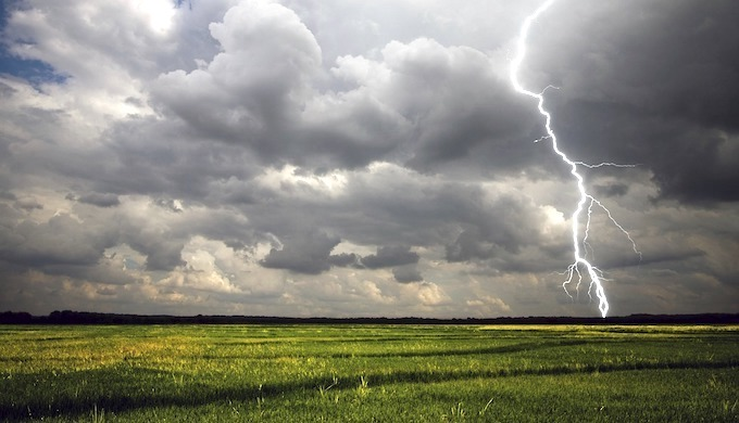 Climate change leads to more deaths by lightning strikes