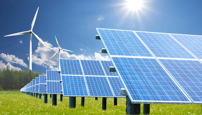 Renewable energy will overtake coal-fired electricity in five years (Photo by Alamy)