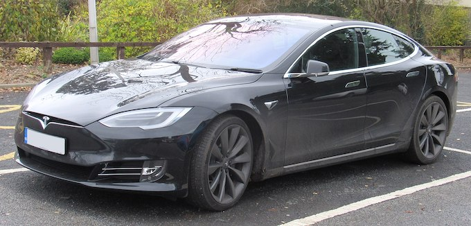 Tesla Motor has announced plans to sell its Model S electric car in India (Photo by Wikimedia)