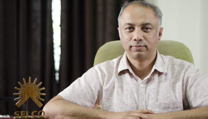 Harish Hande, chief executive officer, Selco Foundation (Photo by Selco)