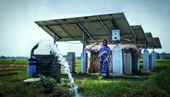 Better financing can boost livelihoods around renewables